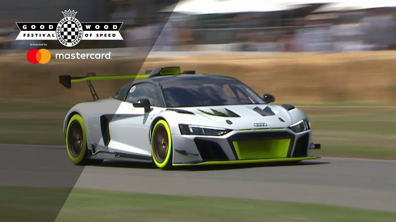 New Audi R8 Lms Gt2 Makes Raucous World Debut At Fos