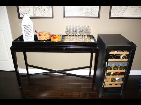 newair aw 211ed thermoelectric wine cooler review youtube. Black Bedroom Furniture Sets. Home Design Ideas