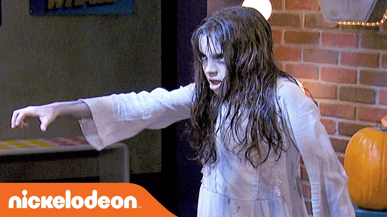 Girl Boss Wallpaper Hd Game Shakers Scared Tripless Official Promo Nick