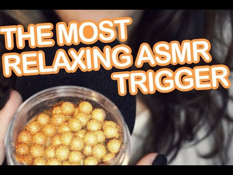 The Most Relaxing ASMR Trigger