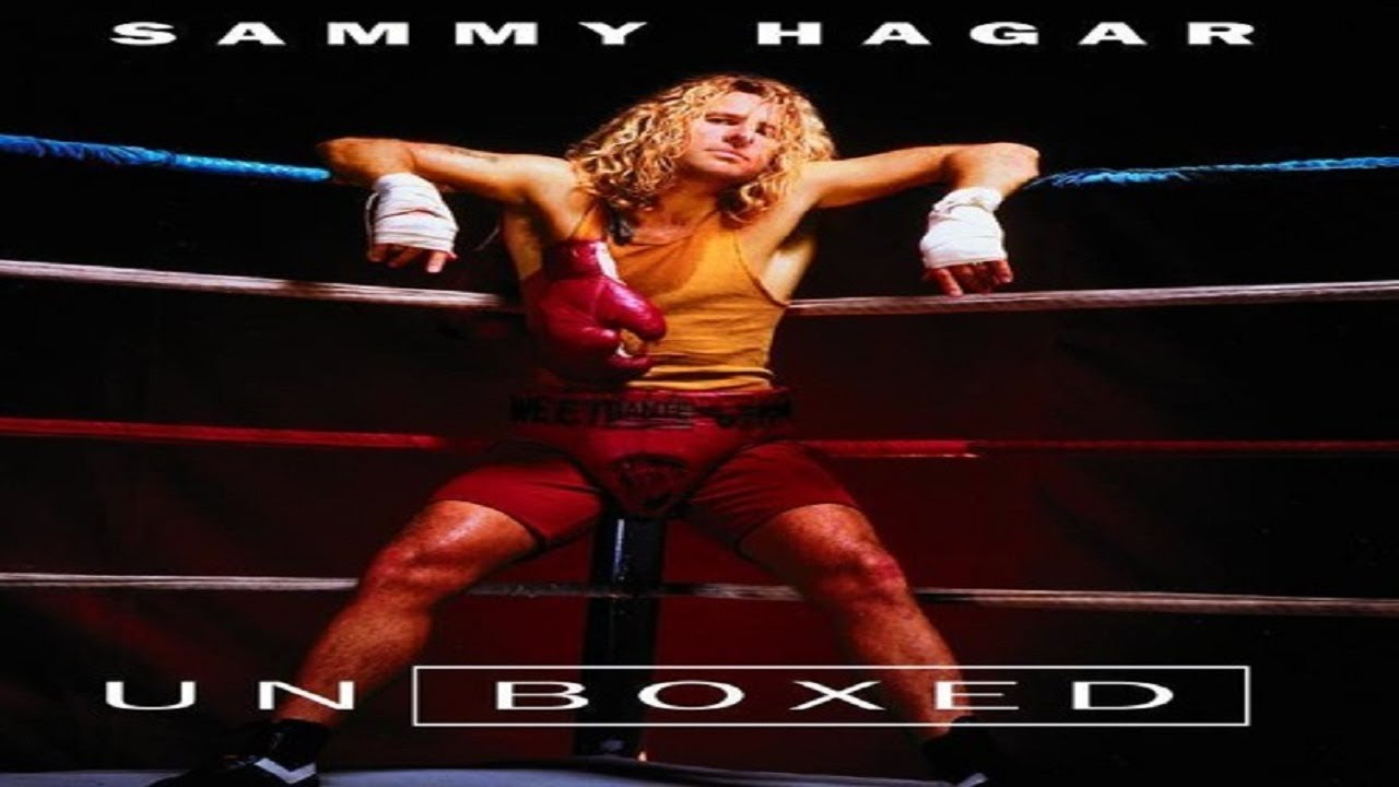 Sammy Hagar I Don T Need Love Youtube