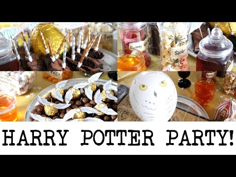 Planning a Harry Potter Surprise 'Party' | VLOG | MyGreenCow