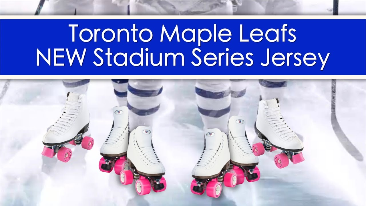 Reviewing the Leafs New All-White Stadium Series Uniforms! - YouTube 04c6a9c06