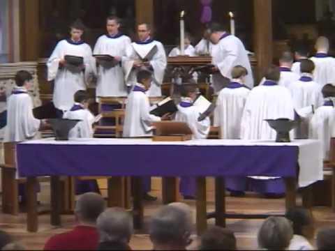 March 16, 2014: Sunday Worship Service @ Washington National Cathedral