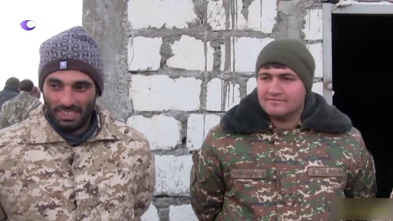 Ordumuza təslim olan erməni hərbçilərin etirafları