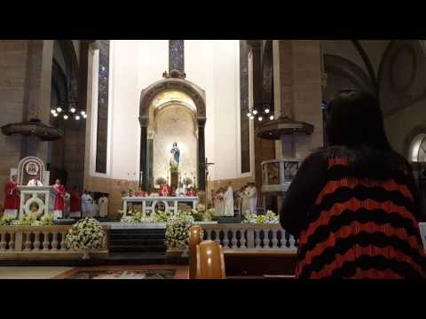 Solemnity of Sts. Peter and Paul 2016, Manila Cathedral - Kyrie VIII and Gloria VIII