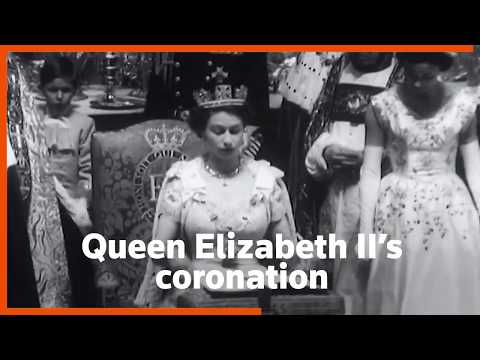 On this day in 1953: Coronation of Queen Elizabeth II