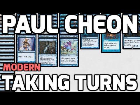 Channel Cheon - Modern Taking Turns (Deck Tech & Match 1)