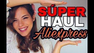 SUPER HAUL de Aliexpress 11.11 l Misspetitep