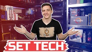 Explaining the tech on my set