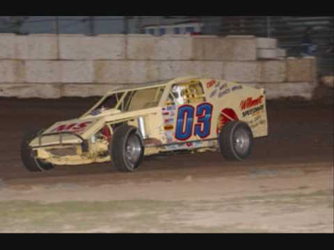 Movie2008 season at wilmot speedway 03 imca modified