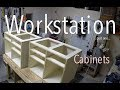 Building a Desk - Part 1 - The Cabinets