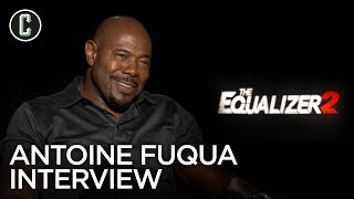 Antoine Fuqua on The Equalizer 2 and How the Archangel Michael Influences His Work