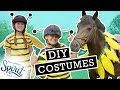DIY Halloween Costumes For Equestrians & Your Horses! | THAT'S THE SPIRIT