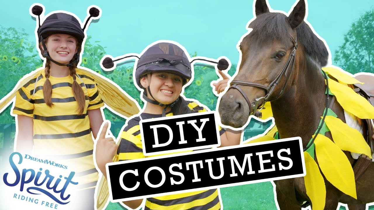 Diy halloween costumes for equestrians your horses thats the diy halloween costumes for equestrians your horses thats the spirit solutioingenieria Image collections