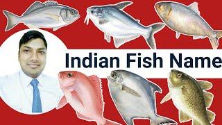 Fish Names | Name Of Indian Fish Hindi and English