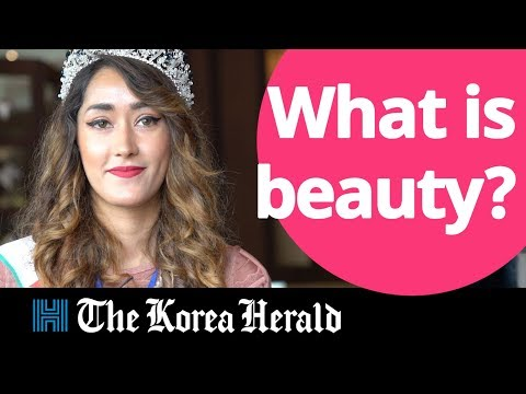 Beauty pageant winners talk about what makes a woman beautiful