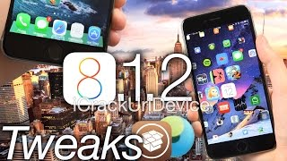 Top 8 Best iOS 8 Cydia Tweaks: iOS 8.1.2 Jailbreak TaiG Compatible - iPhone 6 Plus, iPad and More