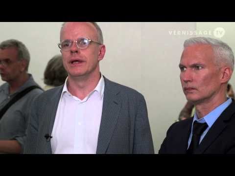 Hans Ulrich Obrist and Klaus Biesenbach on 14 Rooms
