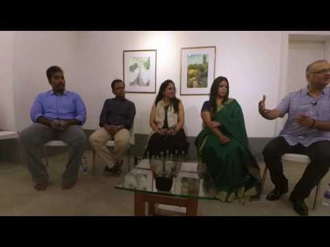 Heart Of Matter - Happiness Conversations - Edition Six ft Sharada Vijay, Arun & SG