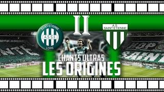 Origines des chants Ultras stéphanois #2