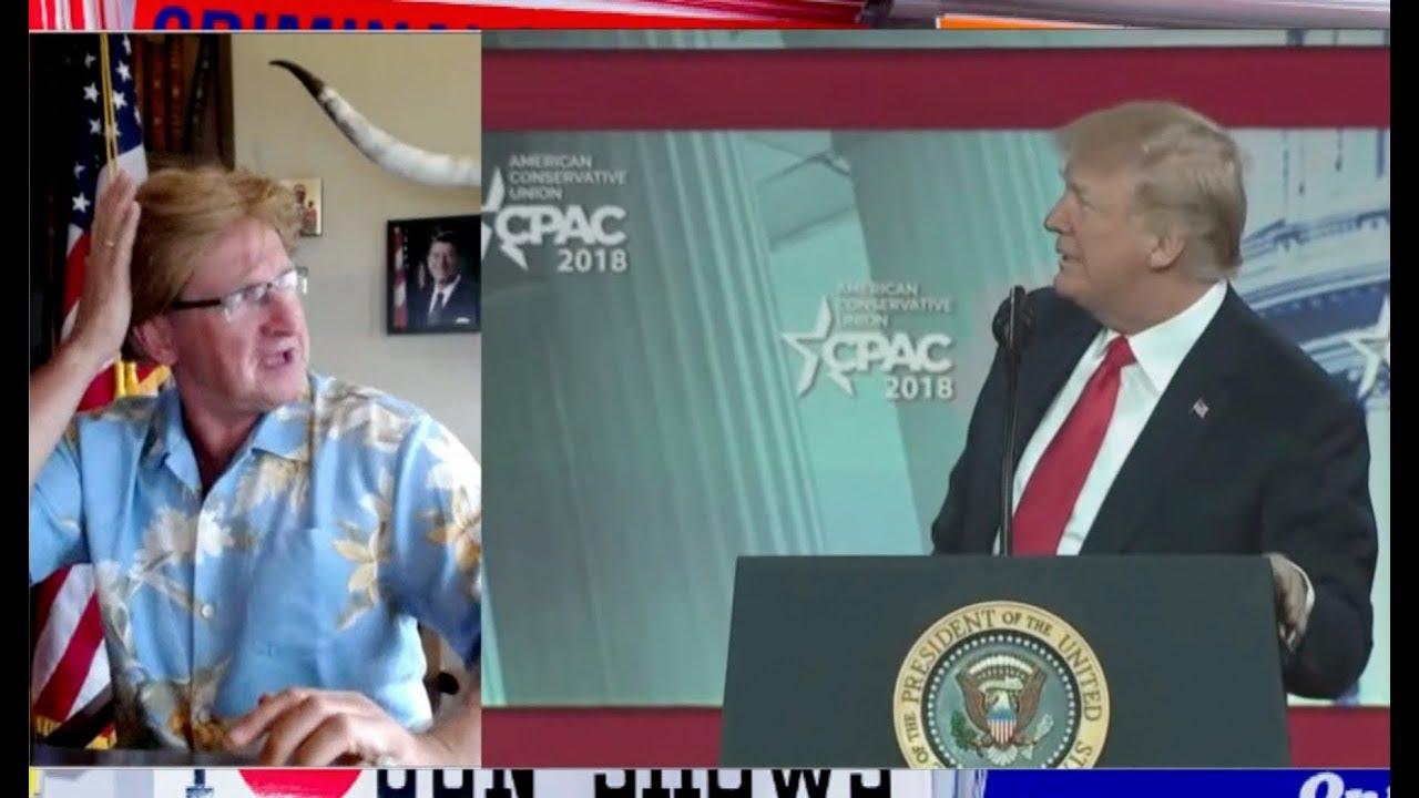 Cejrowski o fryzurze Trumpa
