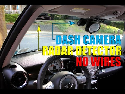How To Hardwire A Radar Detector/Dash Cam | Complete Guide