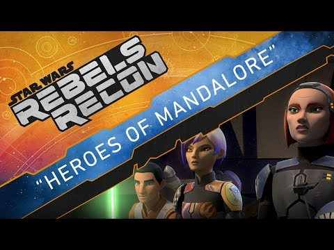 Thumbnail: Rebels Recon #4.1 and #4.2: Inside Heroes of Mandalore, Parts 1 and 2 | Star Wars Rebels