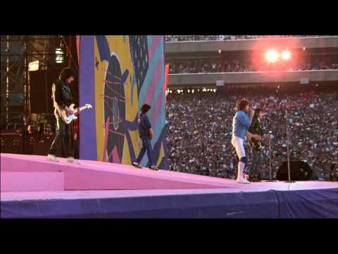 Rolling Stones - Let's Spend The Night Together LIVE HD Tempe, Arizona '81