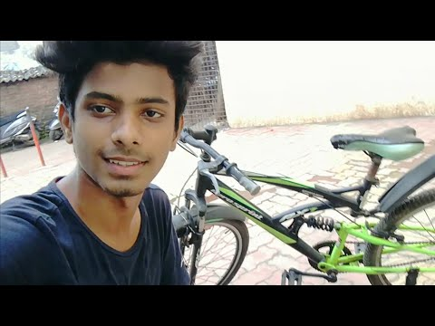 MORNING CYCLE RIDE ON MUMBAI STREET | TAKING ABOUT MY CHANNEL [VLOG #5] SID LIFESTYLE