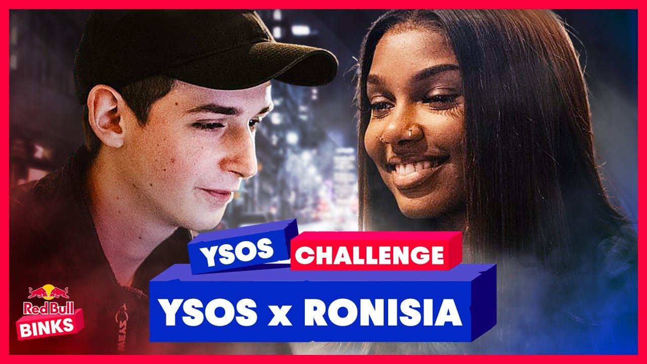 RONISIA ramène du VRAI RnB en France grâce à YSOS - Red Bull Studio Challenge #22