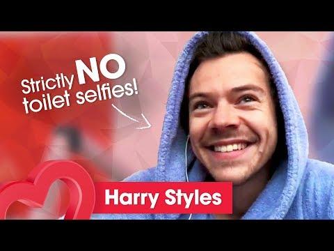 Harry Styles talks