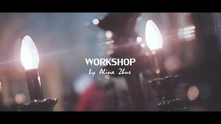 """WorkShop"" - Backstage by Steff"