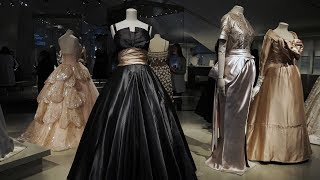 Christian Dior EX Preview  at the Royal Ontario Museum (4K)