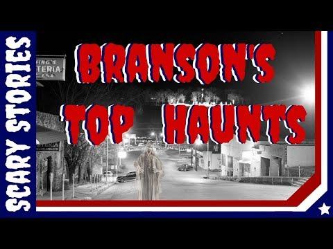 Branson Missouri: Branson MO:  Branson's Top Haunted Places