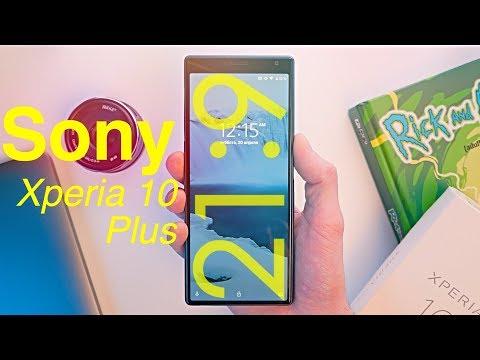 Обзор Sony Xperia 10 Plus - 21:9 это ПЕРЕБОР?!