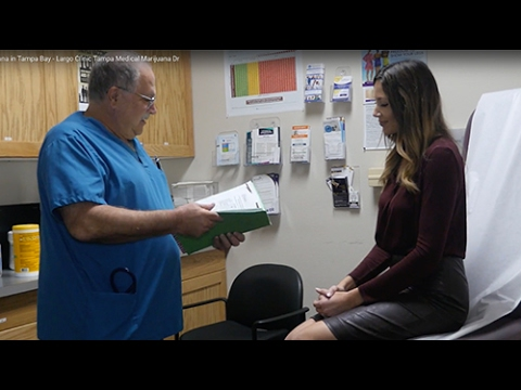 Medical Marijuana in Tampa Bay - Largo Clinic Tampa Medical Marijuana Dr