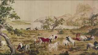 古畫動漫:數位百駿圖  Painting Anime One Hundred Horses thumbnail