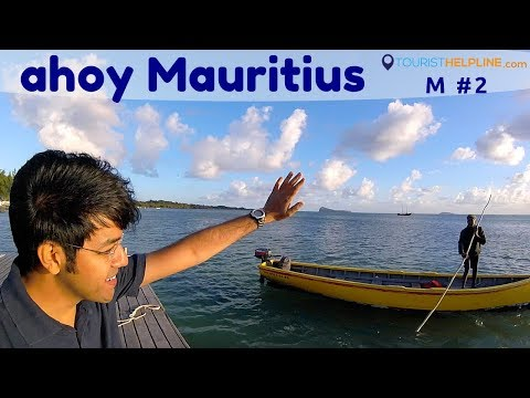 MAURITIUS: THE BEST SUNRISE POINT! (my most favourite scenic video till now)
