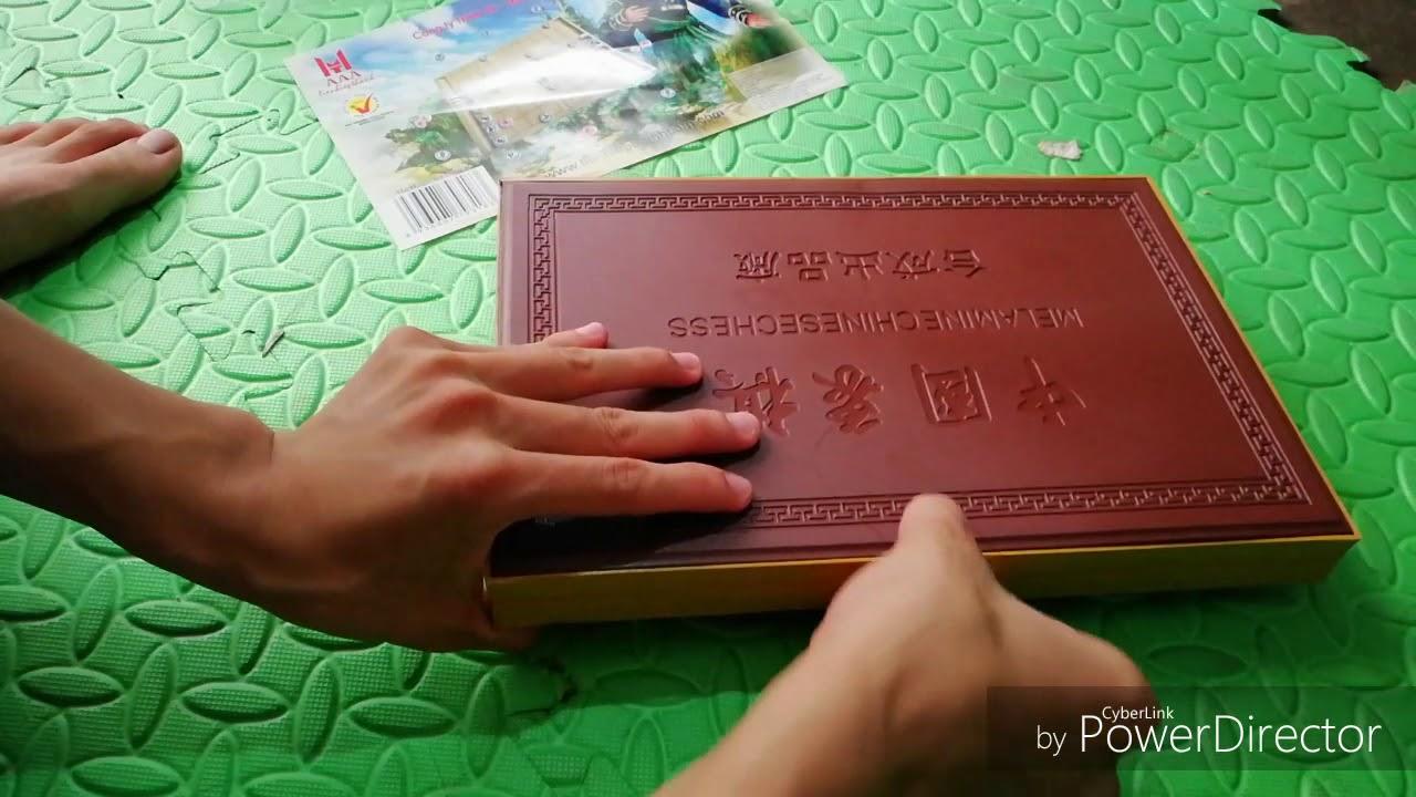 Giới thiệu Bộ cờ tướng- Chinese chess