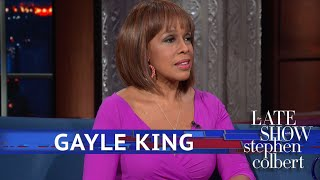 Gayle King Scored A Rare Interview With Tina Turner