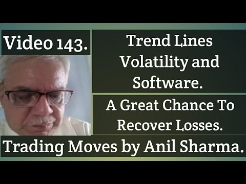 Video. 143. Trend Lines, Volatility, Stop Loss , Profits In Positional, Swing Trading.