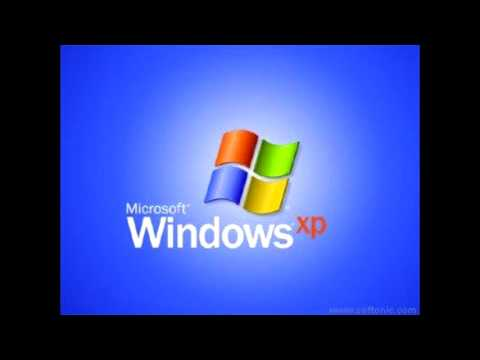Windows XP startup earrape