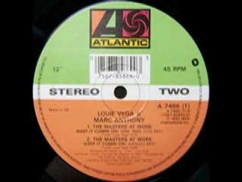 Louie Vega - Masters at work (One take Tito mix)