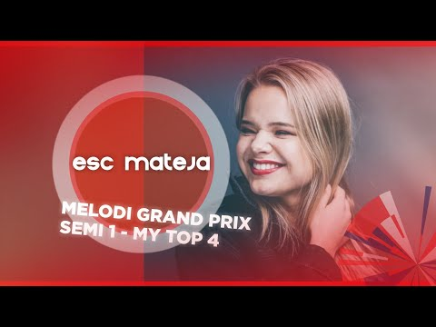 melodi-grand-prix-2020---semi-final-1---my-top-4