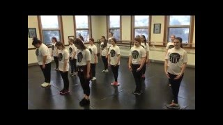 PCDA Hip Hop for Project Dance New York 2016