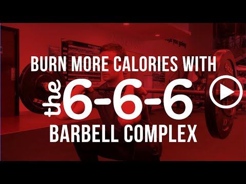 3 Barbell Complex Workouts for Impressive Weight Loss