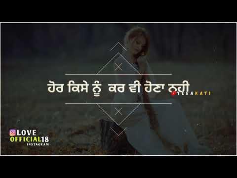 Bhul javange || Sanam parowal || whatsapp status video || New whatsapp status 2018