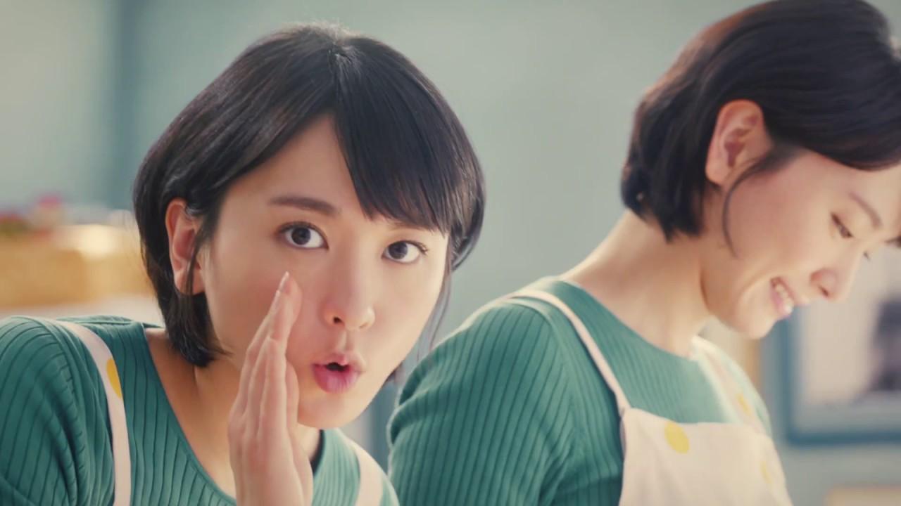 【日本・廣告】最新★ 新垣結衣教你做出漂亮蛋白 「しろたま ...
