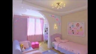 Дизайн детской комнаты для девочек(Привить ребенку, в частности девочке, чувство вкуса и эстетики можно и через оригинальный дизайн ее детско..., 2015-12-22T11:00:02.000Z)